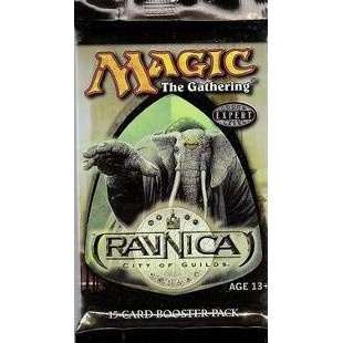 Boosters Magic the Gathering Ravnica, la Cité des Guildes