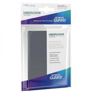 Protèges Cartes Accessoires Pour Cartes 100 Pochettes Ultimate Guard - Precise Fit Sleeves - Standard - Undercover - Acc