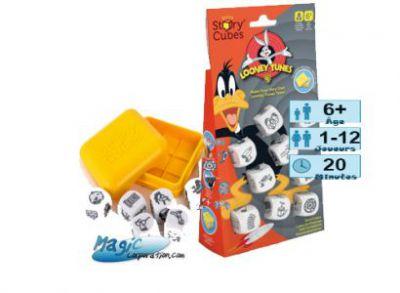 Autres petits jeux Petits Jeux Story Cubes Looney Tunes