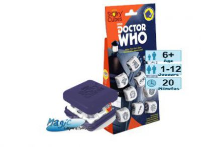 Autres petits jeux Petits Jeux Story Cubes Doctor Who