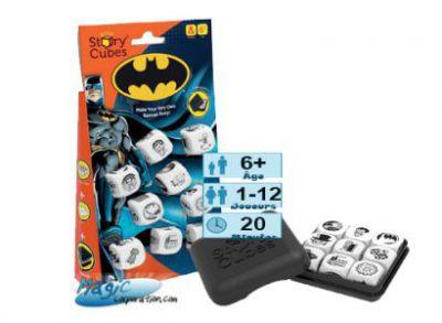 Autres petits jeux Petits Jeux Story Cubes Batman