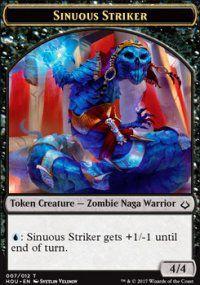 Token Magic Token/Jeton - L'age de la destruction - 07/12 Frappeuse sinueuse