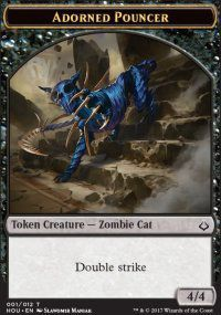 Tokens Magic Magic the Gathering Token/Jeton - L'age de la destruction - 01/12 Bondisseur pare