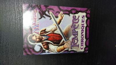 Livres Livre - Tempest Storybook - (en français)