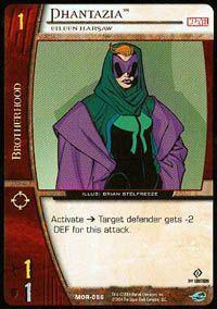 Marvel Origins - Cartes Vs System Autres jeux de cartes MOR-086 - Phantazia (C) - Vs System