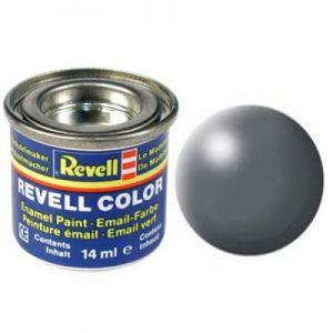 Peintures pour Figurines Accessoires Pour Cartes Email Color - 32378 - Gris Foncé Satiné - Revell - ACC