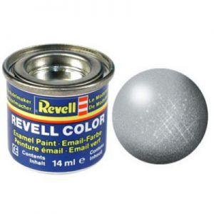 Peintures pour Figurines Accessoires Pour Cartes Email Color - 32190 - Argent Metal - Revell - ACC
