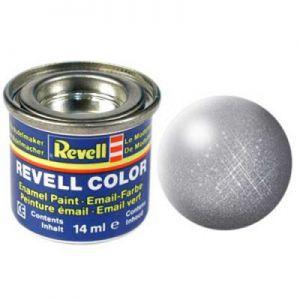 Peintures pour Figurines Accessoires Pour Cartes Email Color - 32191 - Gris Acier Metal - Revell - ACC