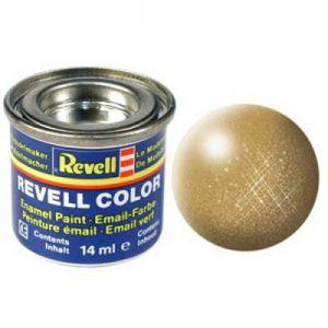 Peintures pour Figurines Accessoires Pour Cartes Email Color - 32194 - Or Metal - Revell - ACC