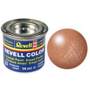 Peintures pour Figurines Accessoires Pour Cartes Email Color - 32193 - Cuivre Metal - Revell - ACC