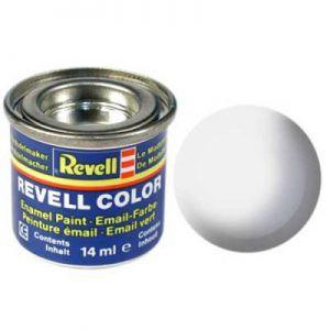 Peintures pour Figurines Email Color - 32301 - Blanc Satiné - Revell - ACC