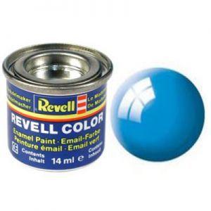 Peintures pour Figurines Accessoires Pour Cartes Email Color - 32150 - Bleu Ciel Brillant - Revell - ACC