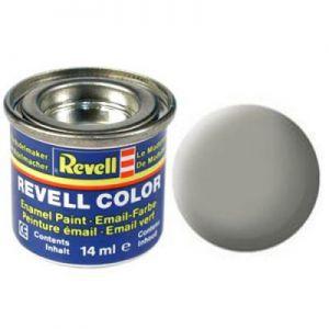Peintures pour Figurines Email Color - 32175 - Gris Clair Mat - Revell - ACC