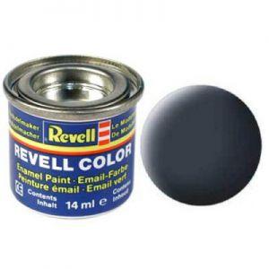 Peintures pour Figurines Accessoires Pour Cartes Email Color - 32179 - Gris Bleu Mat - Revell - ACC