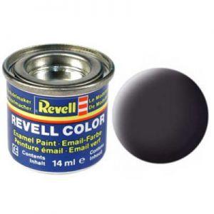 Peintures pour Figurines Accessoires Pour Cartes Email Color - 32106 - Noir Goudron Mat - Revell - ACC