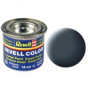 Peintures pour Figurines Accessoires Pour Cartes Email Color - 32109 - Gris Anthracite Mat - Revell - ACC