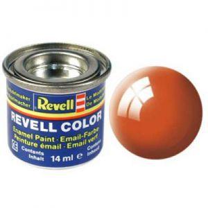 Peintures pour Figurines Accessoires Pour Cartes Email Color - 32130 - Orange Brillant - Revell - ACC
