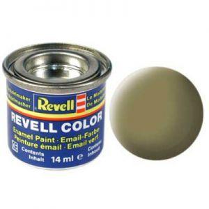 Peintures pour Figurines Accessoires Pour Cartes Email Color - 32142 - Jaune Olive Mat - Revell - ACC