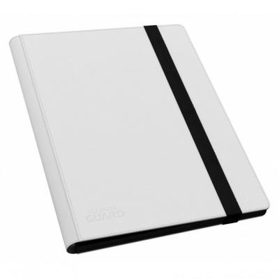 Classeurs et Portfolios Accessoires Pour Cartes Ultimate Guard - Flexxfolio A4 - Xenoskin - Blanc