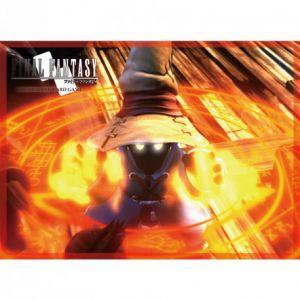 Protèges Cartes illustrées Accessoires Pour Cartes 60 Protèges Cartes Square Enix - Final Fantasy - Vivi - Acc