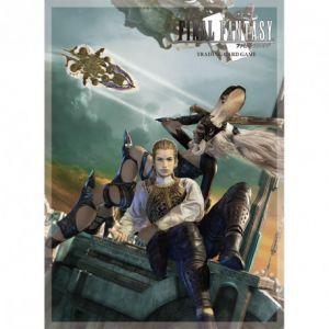 Protèges Cartes illustrées Accessoires Pour Cartes 60 Protèges Cartes Square Enix - Final Fantasy - Fran & Balthier - Acc