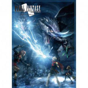 Protèges Cartes illustrées Accessoires Pour Cartes 60 Protèges Cartes Square Enix - Final Fantasy - Ace - Acc