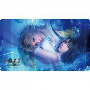 Tapis de Jeu Accessoires Pour Cartes Playmat - Final Fantasy X Tidus & Yuna