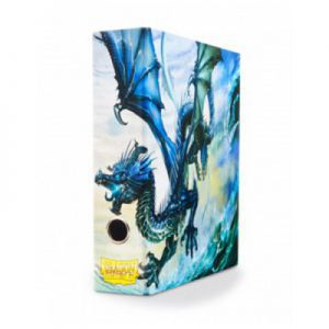 Classeurs et Portfolios Slipcase Binder - Blue art Dragon