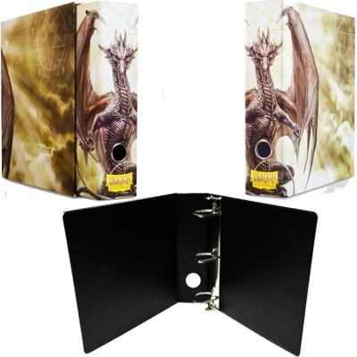 Classeurs et Portfolios Accessoires Pour Cartes Dragon Shield - Classeur - Slipcase Binder - White art Dragon - Acc