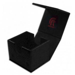 Boites de Rangements  Deck Box - Dragon Hide - Hoard V2 - Black