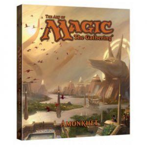 Livres Livre - The Art Of Magic - Amonkhet