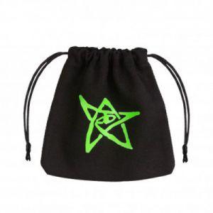 Dés et compteurs Accessoires Pour Cartes Petit Sac - Dice Bag - Cthulhu Logo Black - ACC