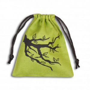 Dés et compteurs Accessoires Pour Cartes Petit Sac - Dice Bag - Ent Green - ACC