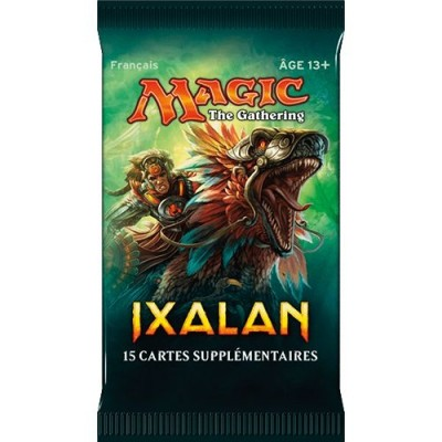 Boosters Ixalan