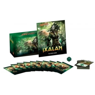 Coffrets Magic the Gathering Ixalan - Bundle