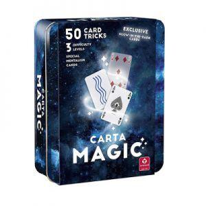 Jeux de Magie Petits Jeux Jeux de Magie - CartaMagic 50 Tours