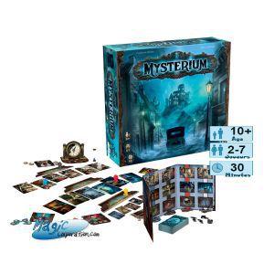Autres jeux de plateau Jeux de Plateau Mysterium
