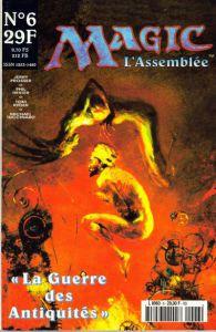 Livres Comics Magic L'Assemblée - Tome 6 - La Guerre des Antiquités - (en Français)