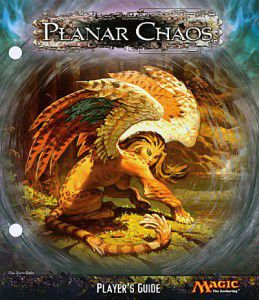 Livres Magic the Gathering Magic L'Assemblée - Planar Chaos - Player's guide - (EN ANGLAIS)
