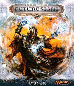 Livres Magic L'Assemblée - Future Sight - Player's guide - (EN ANGLAIS)