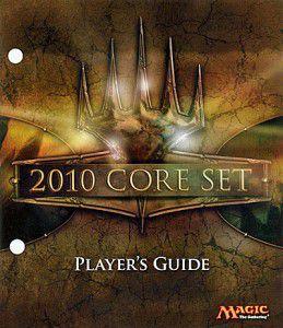 Livres Magic L'Assemblée - 2010 Core Set - Player's guide - (EN ANGLAIS)