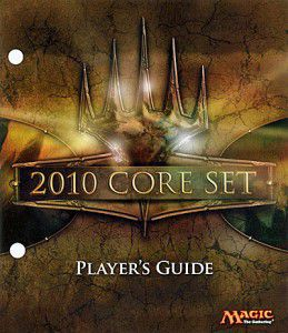 Livres Magic the Gathering Magic L'Assemblée - 2010 Core Set - Player's guide - (EN ANGLAIS)