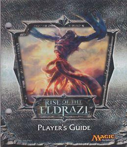 Livres Magic L'Assemblée - Rise of the Eldrazi - Player's guide - (EN ANGLAIS)