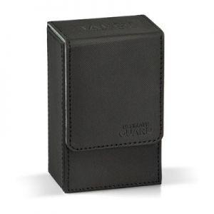 Boites de Rangements Accessoires Pour Cartes Deck Box Ultimate Guard - Flip Box 70 - Tarot - Noir - ACC