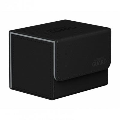 Boites de Rangements Deck Box Ultimate Guard - Skin - Noir - Sidewinder 100+ - Acc