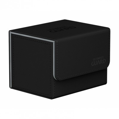 Boites de Rangements  Deck Box Ultimate Guard - Noir - Sidewinder 100+