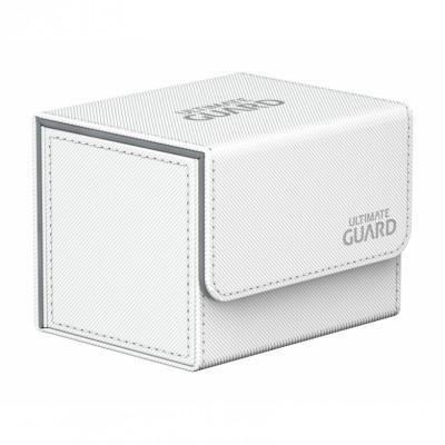Boites de Rangements Accessoires Pour Cartes Deck Box Ultimate Guard - Blanc - Sidewinder 100+