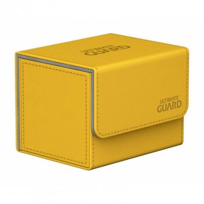 Boites de Rangements Accessoires Pour Cartes Deck Box Ultimate Guard - Ambre - Sidewinder 100