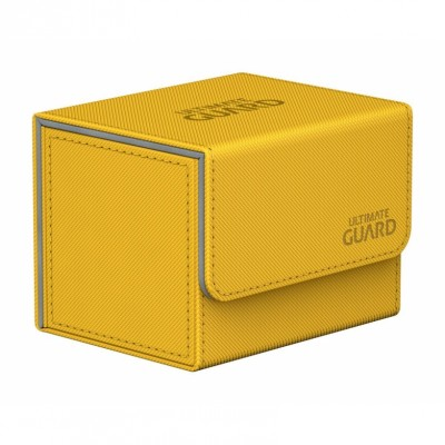 Boites de Rangements  Deck Box Ultimate Guard - Ambre - Sidewinder 100