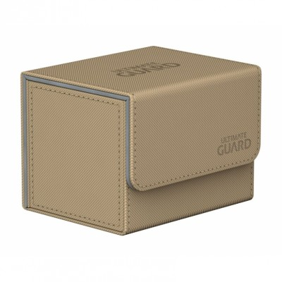 Boites de Rangements Accessoires Pour Cartes Deck Box Ultimate Guard - Sable - Sidewinder 100+